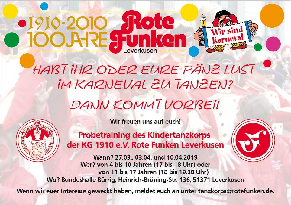 Probetraining Leverkusen